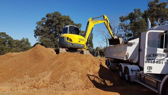 Total Earthworks: Harmony in Parkerville